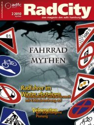 fahrräder - ADFC Hamburg