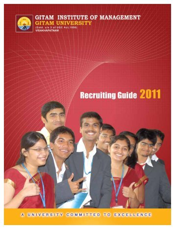 How to reach Vizag - GITAM University