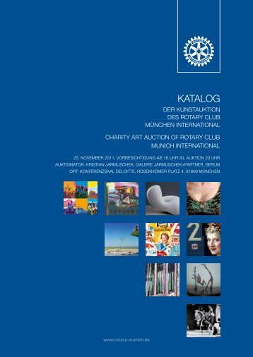 Rotary-Katalog 2011-12.9.11 - Rotary E-Club Berlin Global