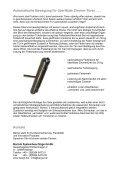 (Flyer Nachr\374st-Federband_DE) - Bartels Systembeschläge GmbH - Seite 2