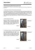 DX Einbau und Verstellung - Seite 2
