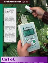 Leaf Porometer
