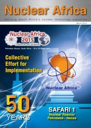 NuclearAfrica2015ConferenceBooklet