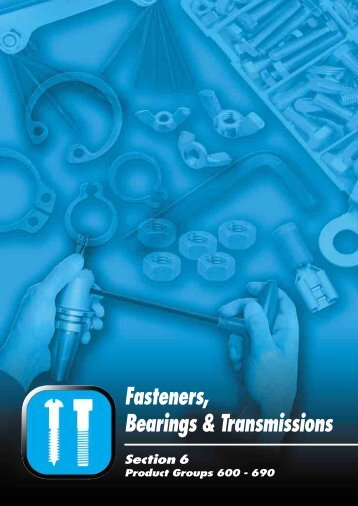 Fasteners, Bearings & Transmissions - Home.pl