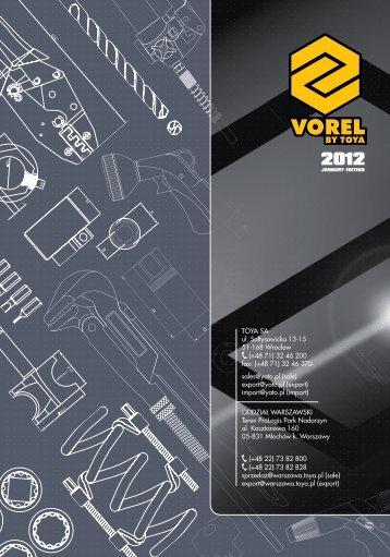KATALOG VOREL 2012_I_end.indb - Home.pl