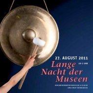 1 - Lange Nacht der Museen