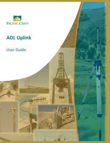 ADL Uplink User Guide - Transitiva.com