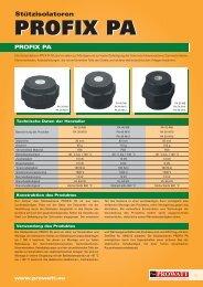 Katalog PROFIX PA - Prowatt