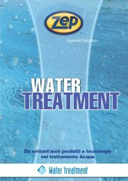 Water treatment - Sgiindustries.com