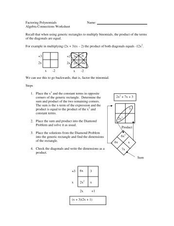 factoring perfect square trinomials worksheet pdf free factoring worksheets printablesfree. Black Bedroom Furniture Sets. Home Design Ideas