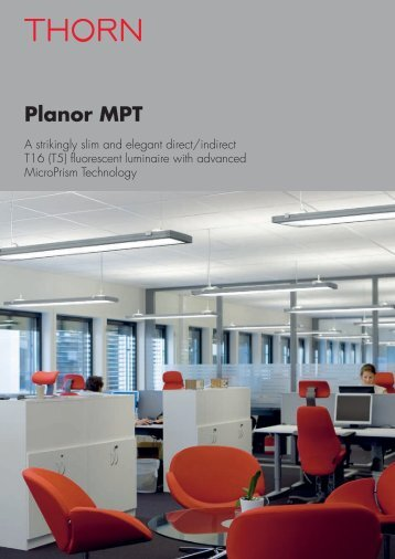 Planor MPT - Thorn Lighting