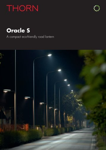 Oracle S - Thorn Lighting