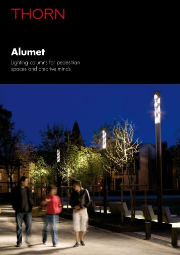 Alumet Stage - Thorn Lighting