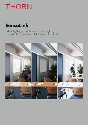 SensaLink - Thorn Lighting