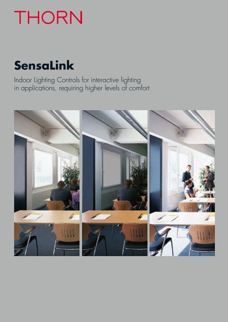 SensaLink - Thorn Lighting