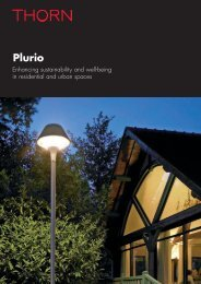 Plurio - Thorn Lighting