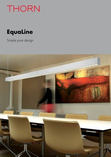 EquaLine - Thorn Lighting