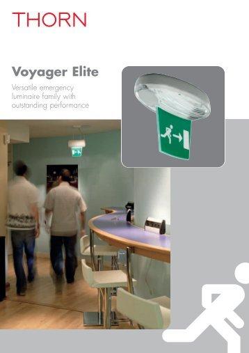 Voyager Elite + R - Thorn Lighting