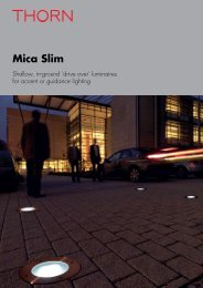 Mica Slim - Thorn Lighting