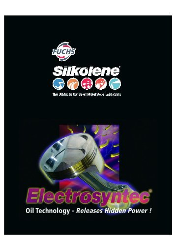 Silkolene 2006 - SVE.cdr - FUCHS Maziva