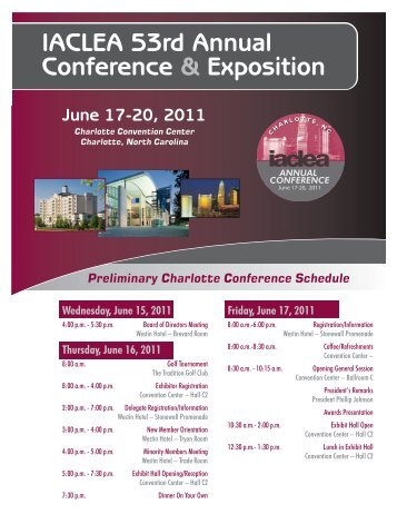 IACLEA 53rd Annual Conference & Exposition