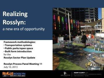 Presentation - Arlington Sites - Arlington County