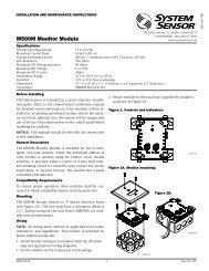 M500M Monitor Module