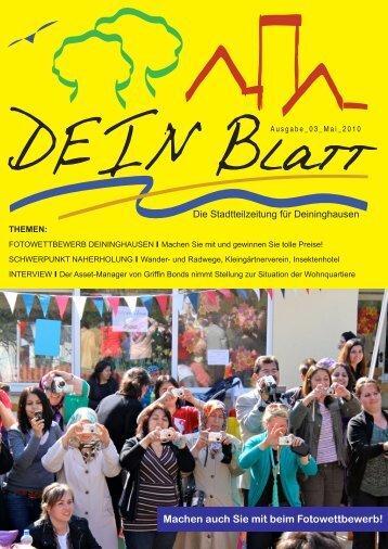 DEIN Blatt Ausgabe 3 - Deininghausen