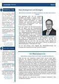 Nisan 2012 - Newsletter - Ãœber uns - DAAD - Seite 2