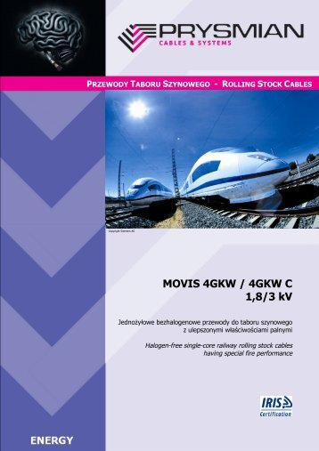 MOVIS 4GKW / 4GKW C 1,8/3 kV