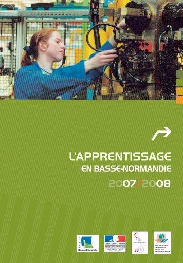 L'APPRENTISSAGE - Informetiers