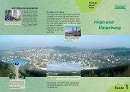 Prüm und Umgebung - Naturpark Hohes Venn - Eifel
