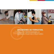 ORGANISMES DE FORMATION, - Informetiers