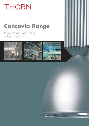 Concavia L - Thorn Lighting