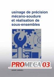 usinage de précision mécano-soudure et ... - KML Decolletage