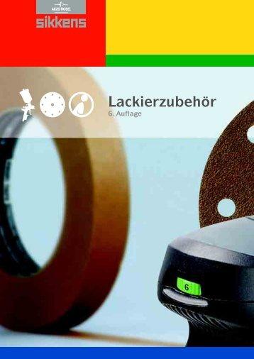 Lackierzubehör - MAUTNER