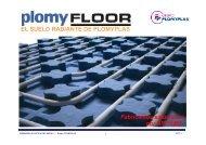 Instalación suelo radiante - Plomyplas