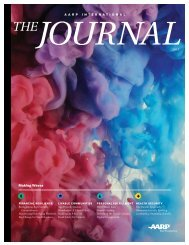 Maximizing Our Aging Potential-The Journal
