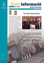 Núm. 45 - Ajuntament de Lloret de Mar