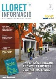 Núm. 68 - Ajuntament de Lloret de Mar