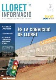 Núm. 66 - Ajuntament de Lloret de Mar