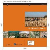 Fulletó.La Ruta dels Íbers (pdf) - Ajuntament de Lloret de Mar