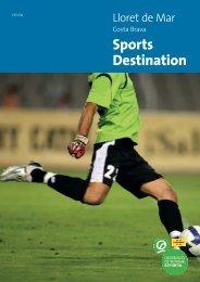 Sports facilities - Ajuntament de Lloret de Mar