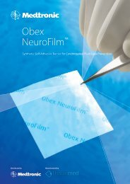 Obex NeuroFilm™ - Medel