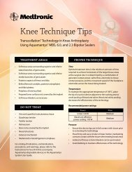 knee technique guide.pdf - Medel