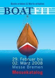 21. September 2008 Messe Bremen - Boatfit