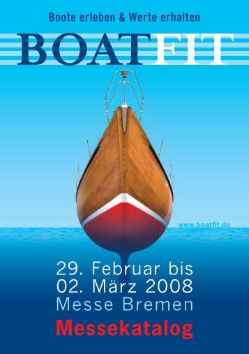 21. September 2008 Messe Bremen - Boatfit