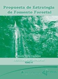 Estrategia de Fomento Forestal - magfor