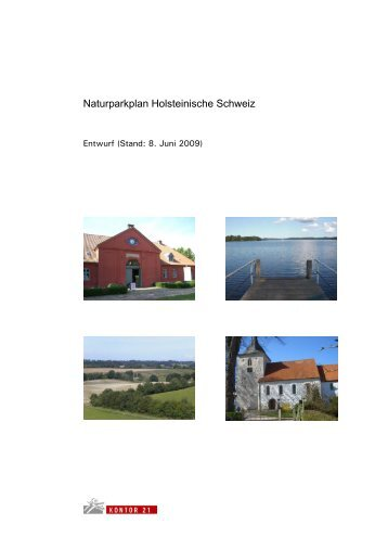 Naturparkplan Holsteinische Schweiz - Naturpark Holsteinische ...