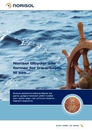 Download brochure - Norisol